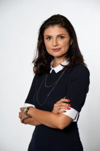 Alice Nichita, reprezentant APBP, Președinte ANBR